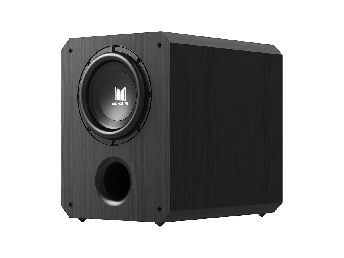 hight resolution of monolith by monoprice 10 34 thx select certified 500 watt powered subwoofer large