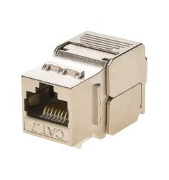 monoprice entegrade series cat7 or cat6a rj 45 shielded toolless keystone jack 10 pack [ 1200 x 900 Pixel ]