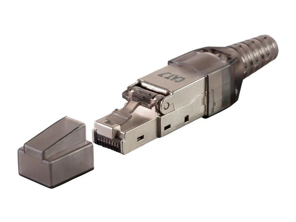 medium resolution of monoprice entegrade series cat7 or cat6a rj 45 field connection modular plug shielded for
