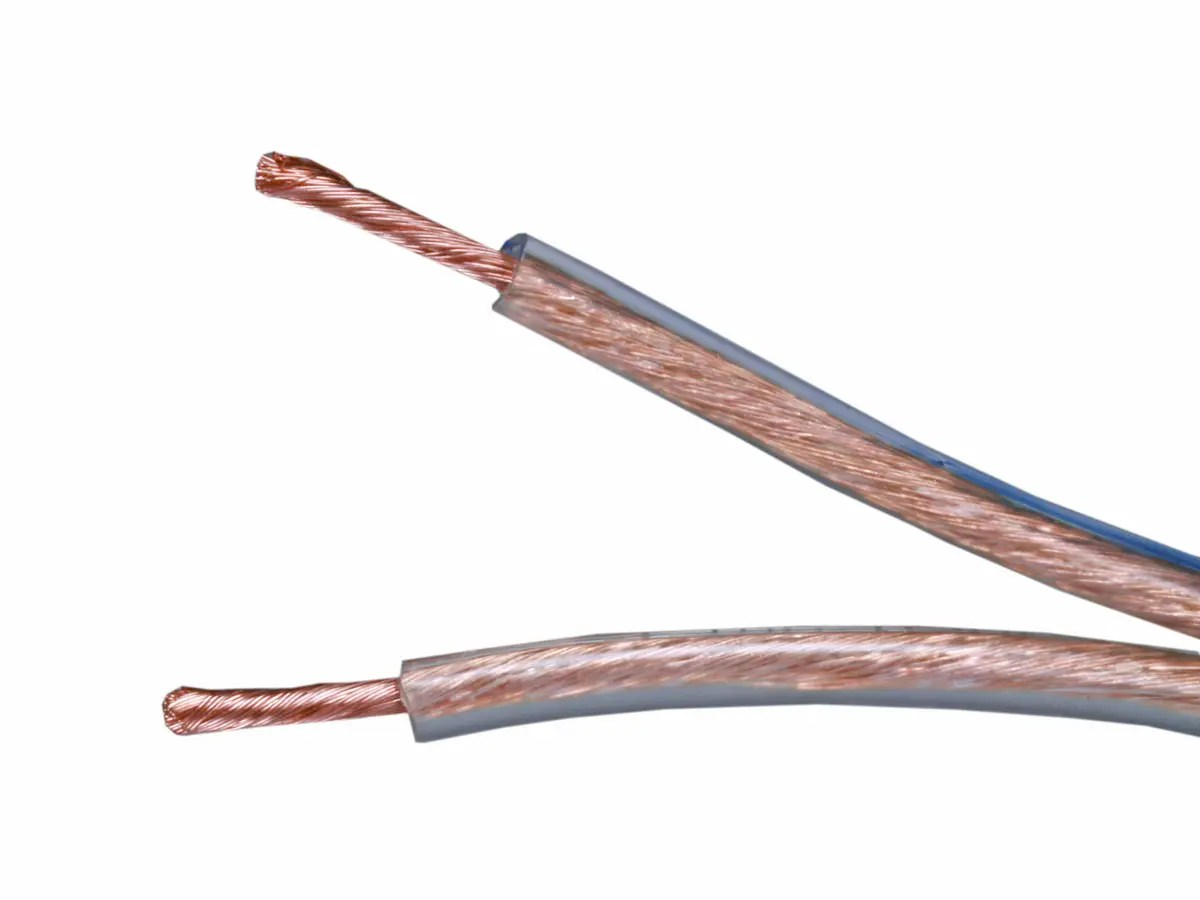 hight resolution of monoprice choice series 14awg oxygen free pure bare copper speaker wire 100ft large