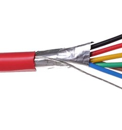 syston 18 6 solid overall shielded fire alarm cable ul fplr  [ 1200 x 900 Pixel ]