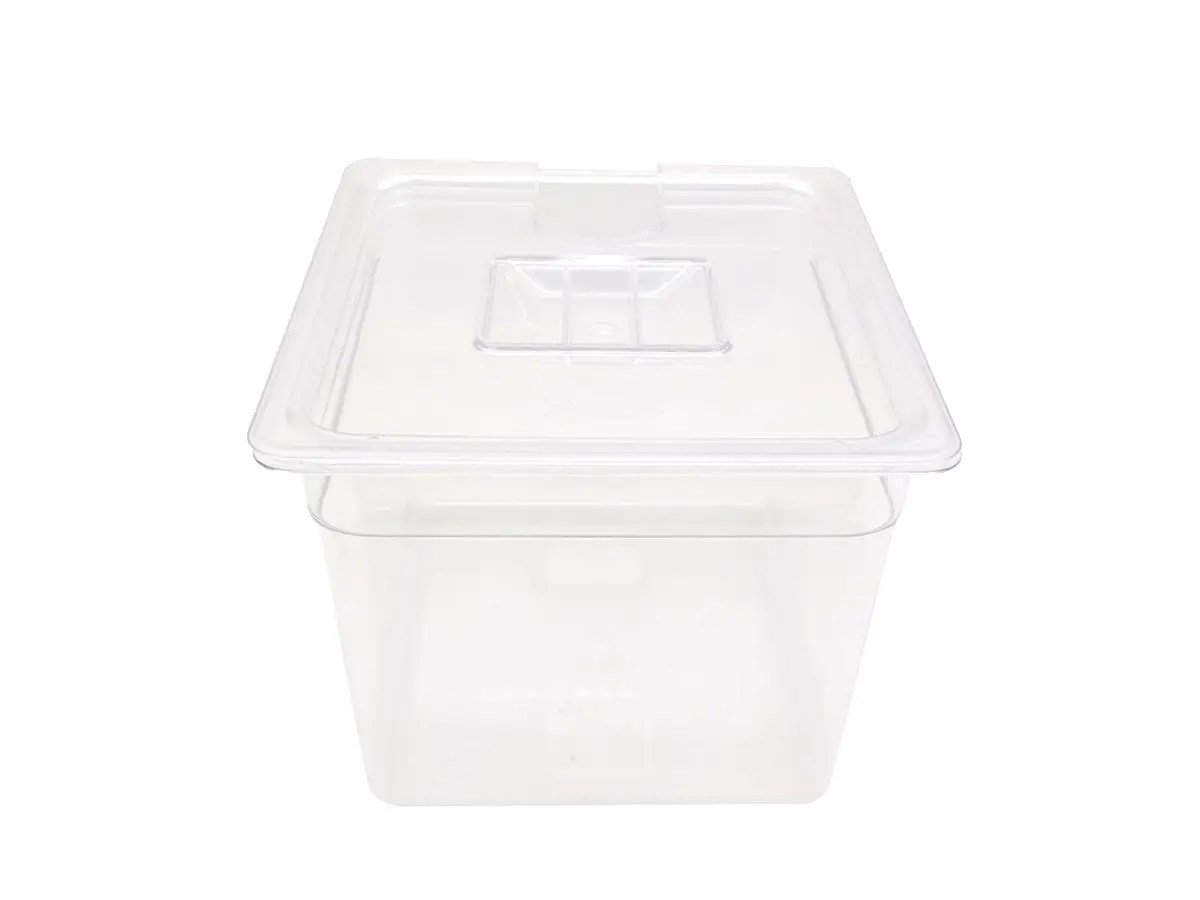 StarLight Sous Vide Container 12 Quart 3 gallon Poly