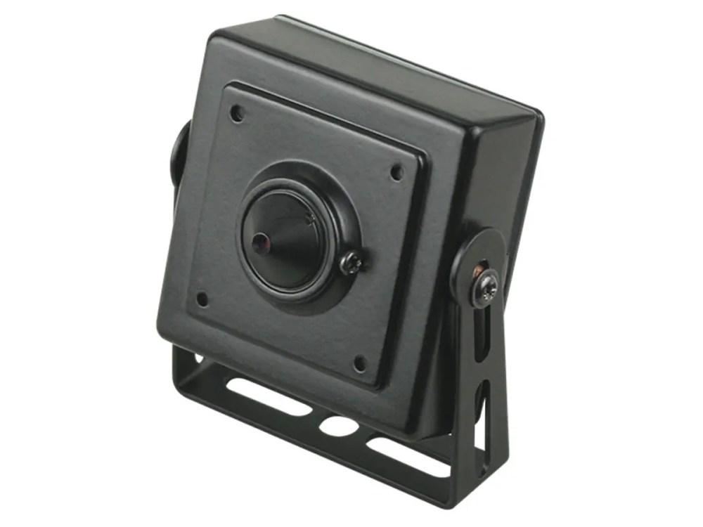 medium resolution of monoprice 2 1mp hd tvi mini pinhole covert security camera 4 in