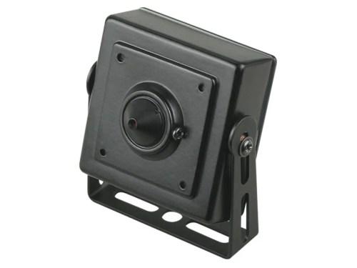small resolution of monoprice 2 1mp hd tvi mini pinhole covert security camera 4 in