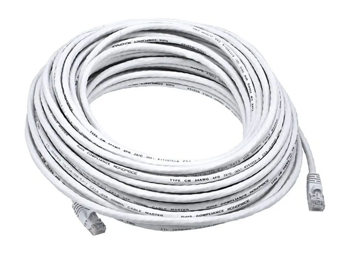 wire an ethernet cable