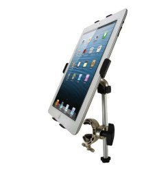 monoprice music mount for ipad 2 ipad 3 ipad 4 and ipad mini [ 1200 x 900 Pixel ]