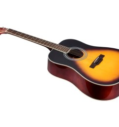 monoprice idyllwild foothill acoustic guitar with gig bag vintage taylor guitar wiring harness [ 1200 x 900 Pixel ]
