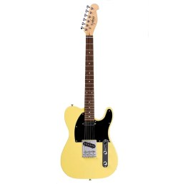 monoprice indio retro classic electric guitar with gig bag blonde question about monotone wiring harness telecaster guitar forum [ 1200 x 900 Pixel ]