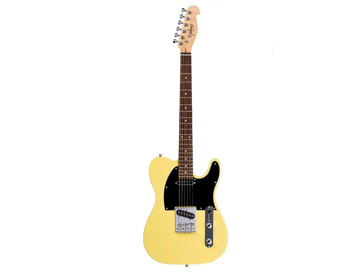 hight resolution of monoprice indio retro classic electric guitar with gig bag blonde question about monotone wiring harness telecaster guitar forum