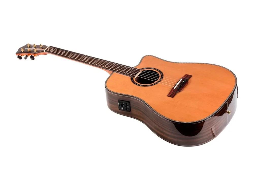 medium resolution of monoprice idyllwild cedar solid top acoustic electric guitar with rh monoprice com les paul wiring harness