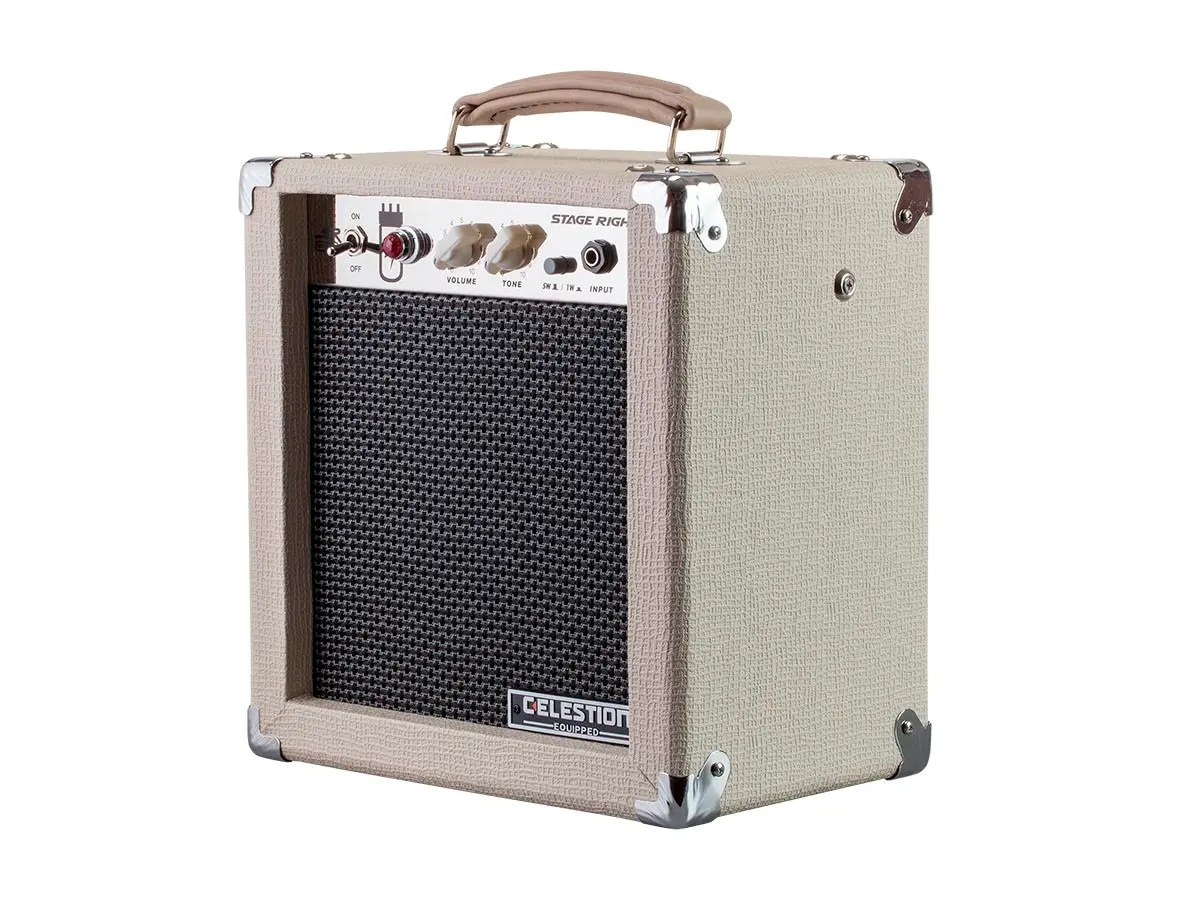 hight resolution of monoprice 5 watt 1x8 guitar combo tube amplifier with celestion speaker large