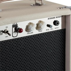 Fender Hot Rod Deluxe Wiring Diagram Car Stereo Monoprice 5 Watt 1x8 Guitar Combo Tube Amplifier With Celestion Speaker Small