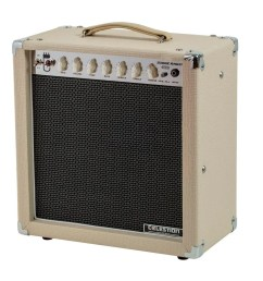 monoprice 15 watt 1x12 guitar combo tube amplifier with celestion speaker and spring reverb [ 1200 x 900 Pixel ]