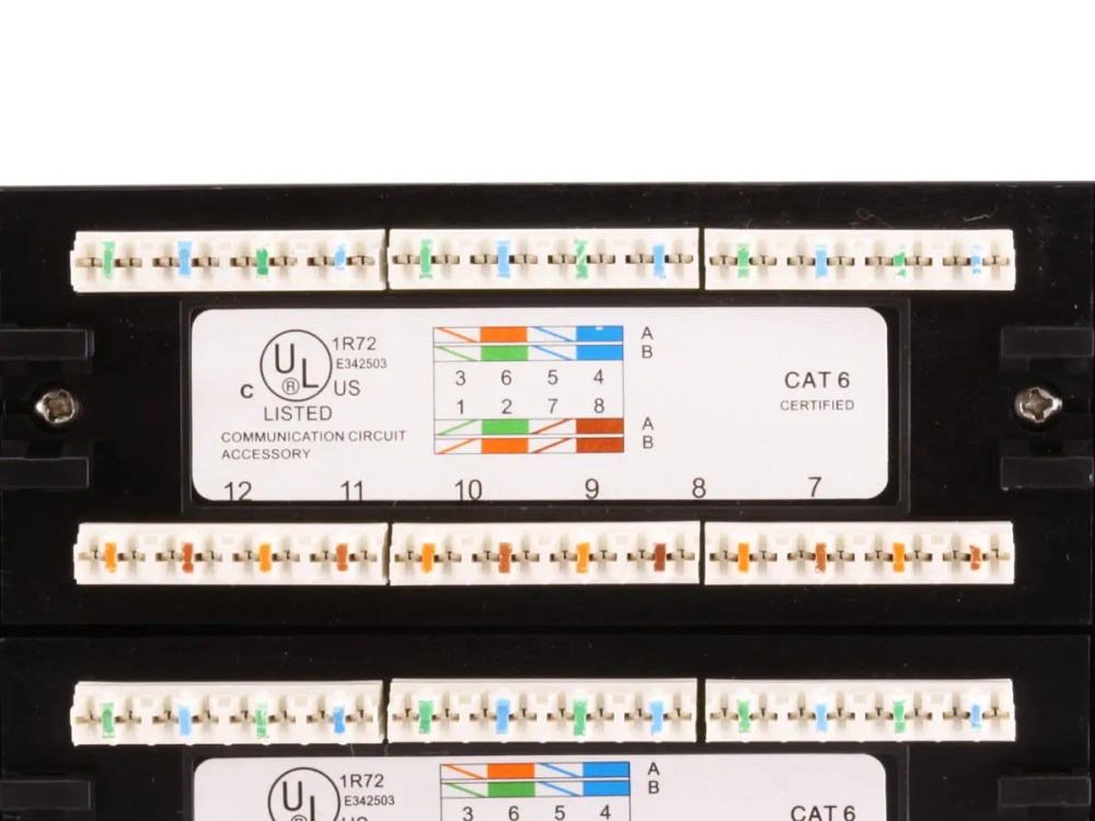 medium resolution of cat6a patch panel wiring diagrams wiring librarycat6a patch panel wiring diagrams