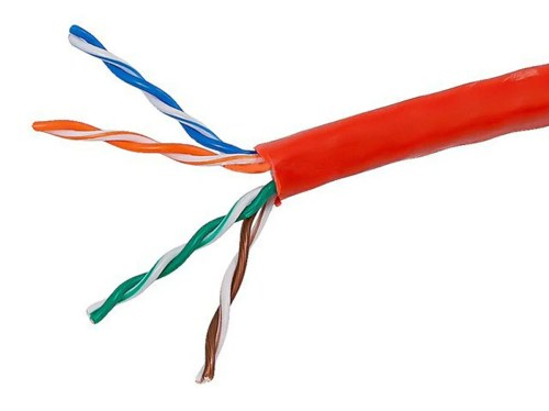 small resolution of monoprice cat5e ethernet bulk cable stranded 350mhz utp cm pure bare