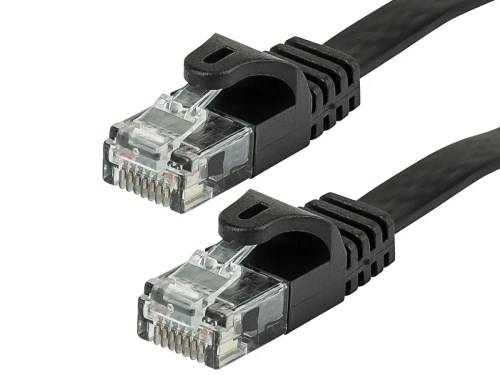 small resolution of monoprice cat5e ethernet patch cable snagless rj45 flat stranded 350mhz utp