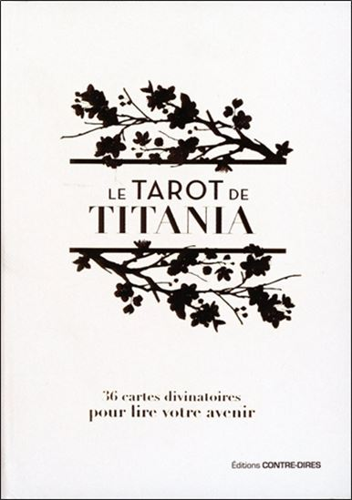 Lire L Avenir Dans Les Cartes : avenir, cartes, Tarot, Titania, HARDIE