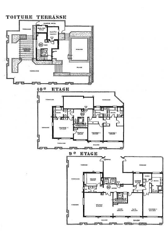 TRIPLEX BUILDING PLANS