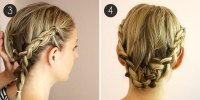 Hairstyle How-To: Easy Braids for Short Hair | more.com
