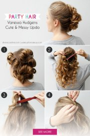 cute party hairstyles tutorial