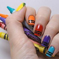 School-Theme Nail Designs That Make Us Want to Hit the ...