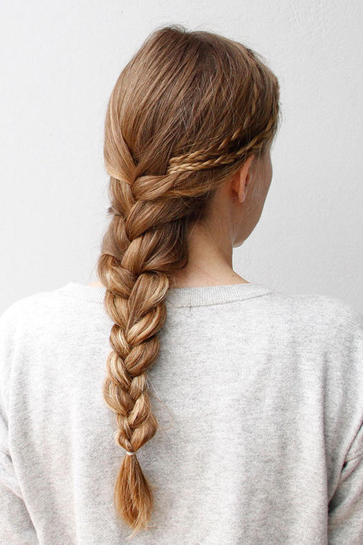 50 Fabulous French Braid Hairstyles To DIY More Com