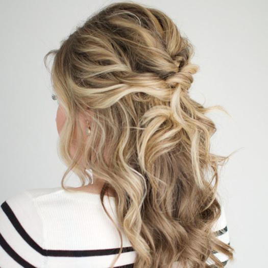 Our Favorite Prom Hairstyles For Medium Length Hair More Com