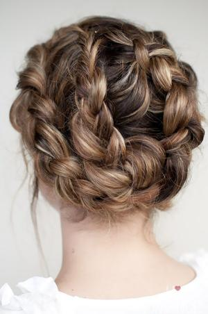 Fun Fierce And Flirty Prom Hairstyles More Com