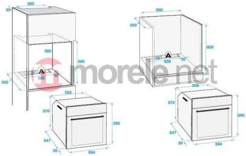 Beko OIM 22300 X w Morele.net