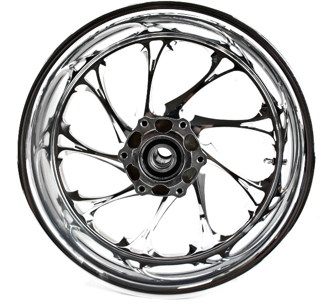 05-08 Suzuki GSX-R1000 RC Components Rear Wheel CHROME