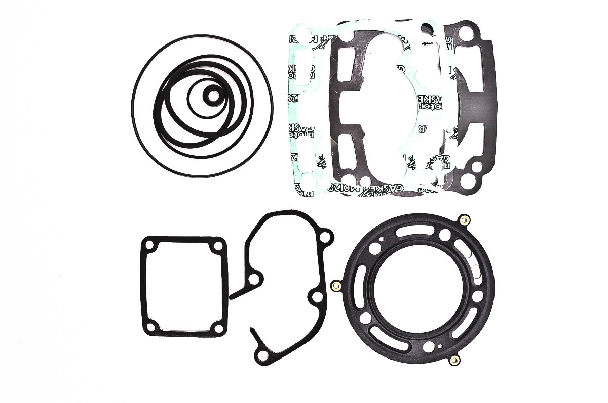 03 07 Kawasaki Kx125 Athena Big Bore Gasket Kit P