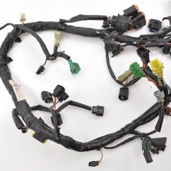 Sv650 Uk Wiring Diagram 1993 Ford F150 Xl Radio 03 06 Suzuki S Main Wire Harness Used Oem 36610
