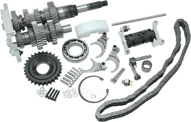 Baker DD6 6-Speed Builders Kit (3.24:1 1st Gear