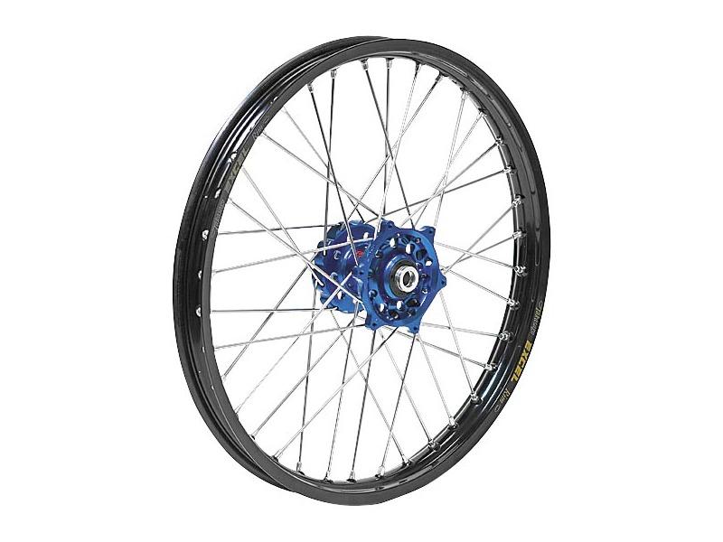 02-11 Yamaha YZ85 Big Wheel Excel Complete Front Wheel Dk