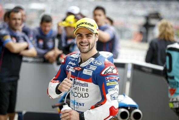 Romano Fenati darf in nächster Zeit wohl an keinen Rennen teilnehmen - Foto: Honda Pro Racing