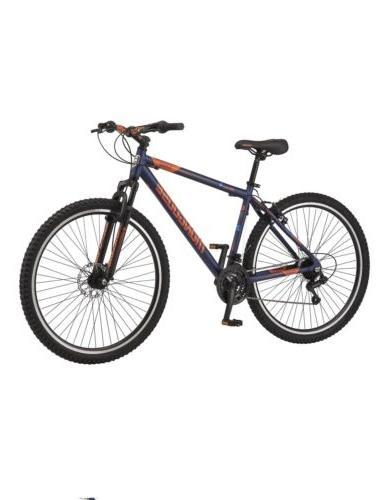 "Mongoose Exhibit 29"" Men's Mountain Bike NEW FREE"
