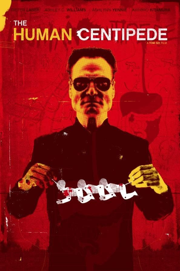 The Human Centiped 3 Streaming : human, centiped, streaming, Human, Centipede, (First, Sequence), (2009), Movie., Where, Watch, Streaming, Online