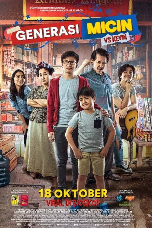 Streaming Warkop Dki Reborn Part 2 : streaming, warkop, reborn, Micin, Generation, Kevin, (2018), Movie., Where, Watch, Streaming, Online