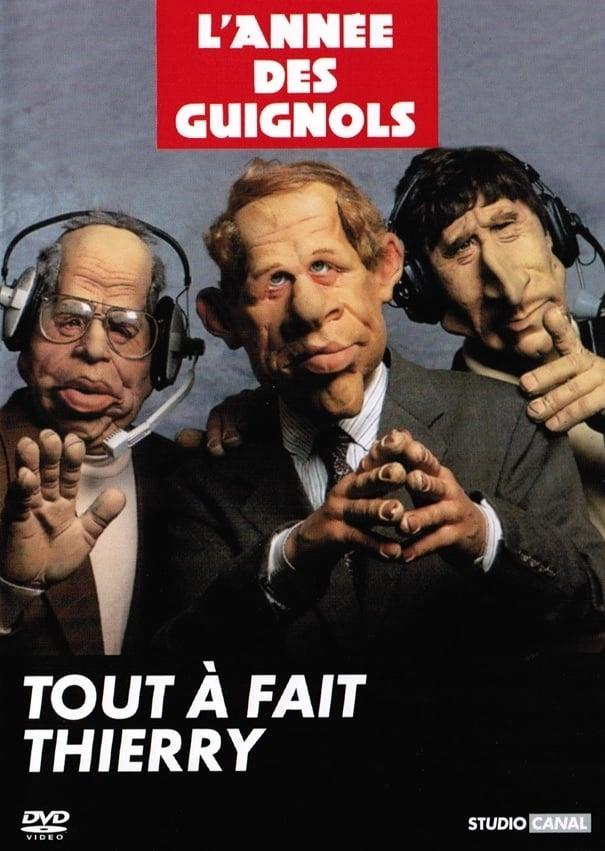 Les Guignols De L'info Streaming : guignols, l'info, streaming, L'Année, Guignols, Thierry, (1992), Movie., Where, Watch, Streaming, Online