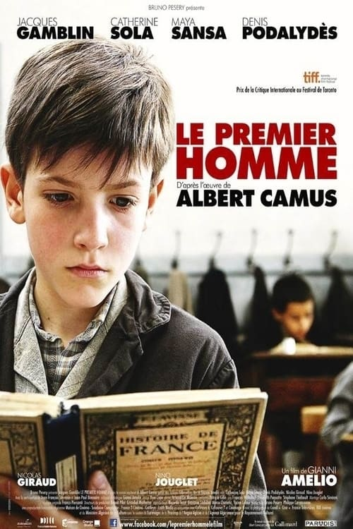 Le Premier Homme (film) : premier, homme, (film), First, (2011), Movie., Where, Watch, Streaming, Online