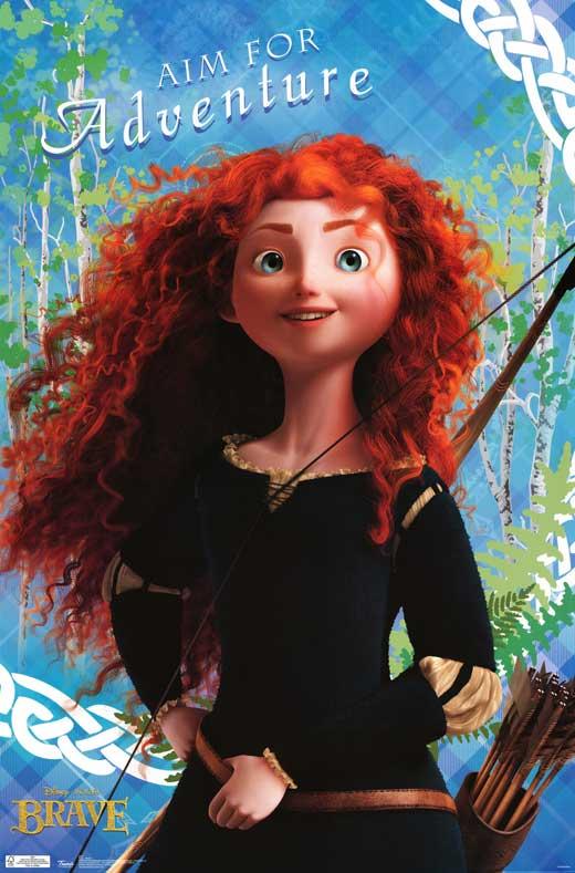[11.18.12] 勇敢傳說/勇敢傳說之幻險森林(港) Brave.2012.DVDRip.XViD-LiGHT - 『0DAY最新影視區』 - 圣城家園BT下載 720P ...