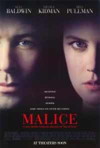 Malice - Carina Behrens