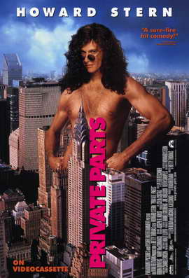 Private Parts Movie Posters From Movie Poster Shop