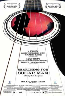 DECEMBER 10th, 2012...SEARCHING FOR SUGARMAN...directed by MALIK BENDJELLOUL
