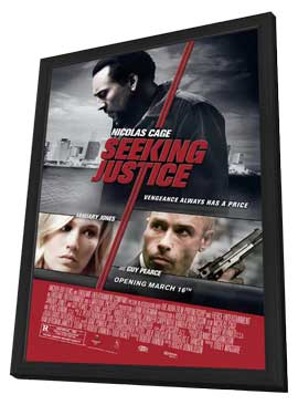Seeking Justice Movie Posters From Movie Poster Shop