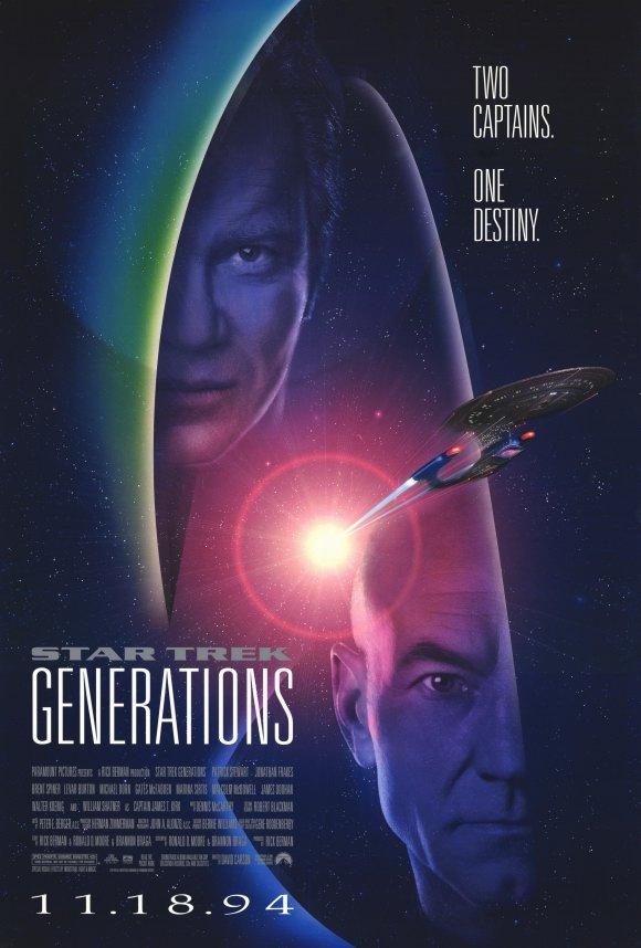 Star Trek: Generations (1994) (1/6)