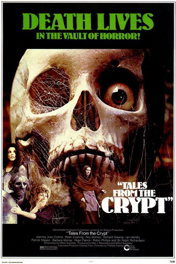Image result for tales from the crypt 1972 movie