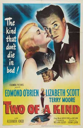 Two of a Kind Movie Posters From Movie Poster Shop