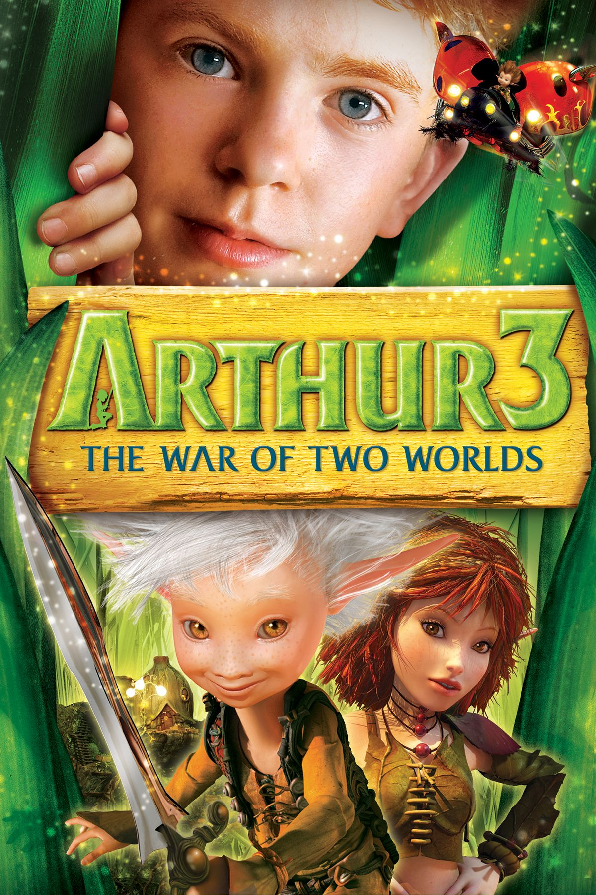 Arthure Et Les Minimoys 3 : arthure, minimoys, Arthur, Invisibles, Worlds, Movie, Movies, Anywhere