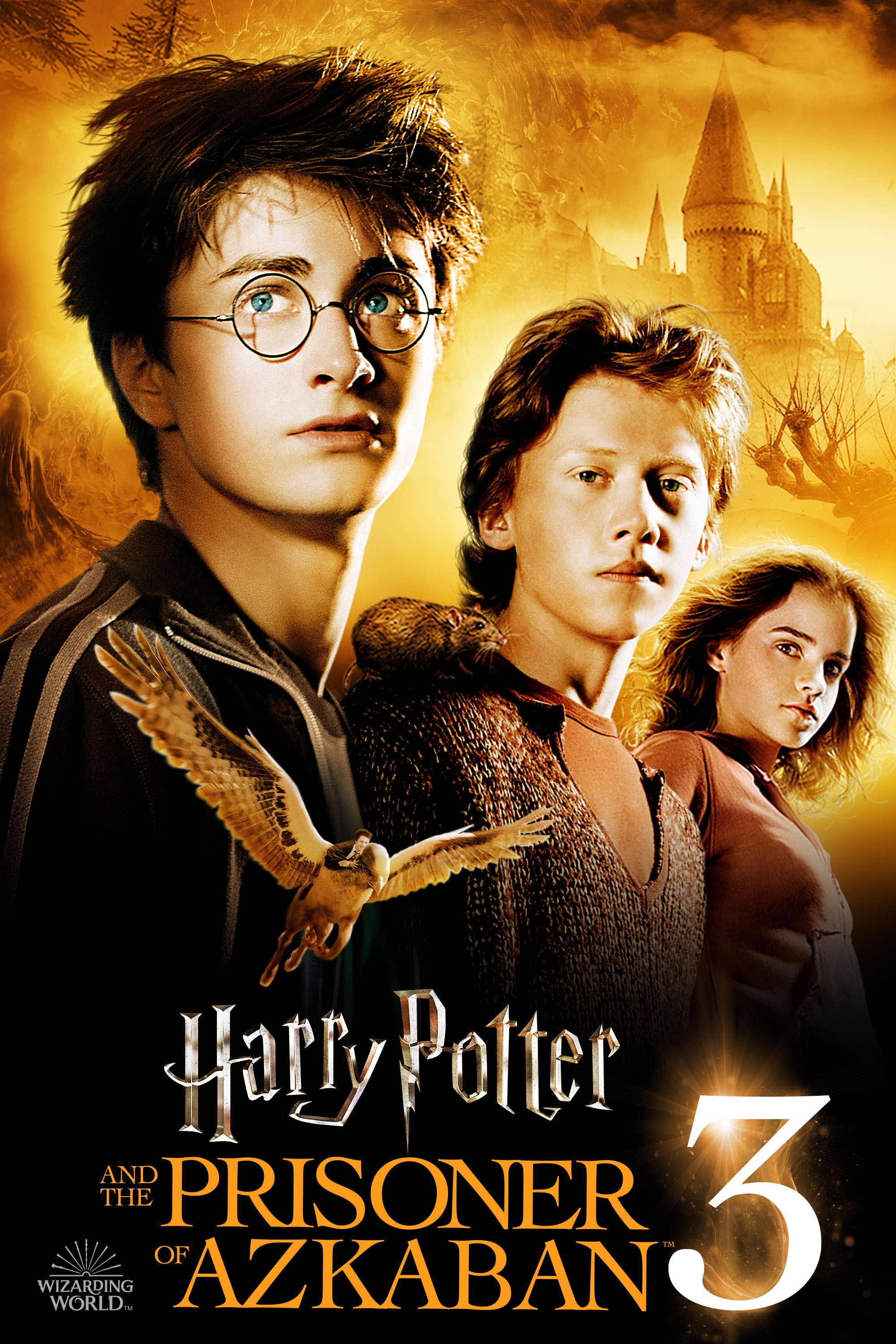 Download Harry Potter 3 Sub Indo : download, harry, potter, Harry, Potter, Prisoner, Azkaban, Movie, Movies, Anywhere